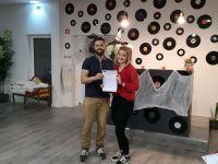 Erasmus Braga 2019 - Podelitev potrdil in odhod domov