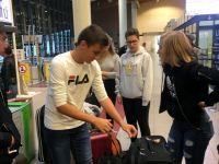 Erasmus Braga 2019 - prihod in ogled
