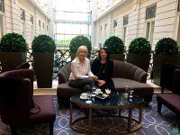 Erasmus Budimpešta 2017 - Hotel Corinthia