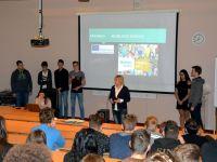 Erasmus+ predstavitev mobilnosti Milano