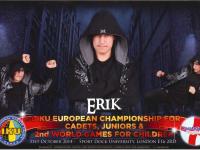 Evropsko prvenstvo v karateju