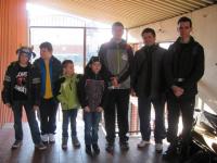 Lokostrelsko tekmovanje v Kamniku