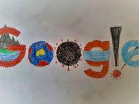 Občutki naših dijakov v podobi doodlov