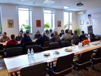Obisk delodajalcev, donatorjev in župana (TD201812)