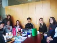 Obisk poslovalnice NKBM v Lendavi