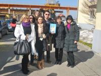 Obisk Višje strokovne šole Maribor