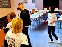 Plesni športni dan - ples Jerusalema