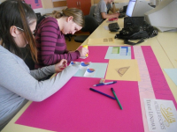 PowerPoint predstavitve, izdelava plakatov, pisanje spisa