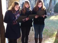 Prireditev ob spominu na žrtve holokavsta