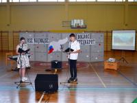 Slovesnost ob 30. obletnici Slovenije in zaključku pouka