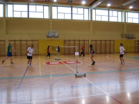 Šolsko tekmovanje v badmintonu