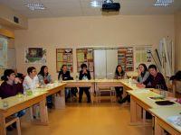 Strokovno srečanje svetovalnih delavk