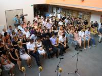 Svečana podelitev spričeval poklicne mature in zaključnega izpita
