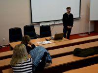 Szombathelyi diákok Lendván