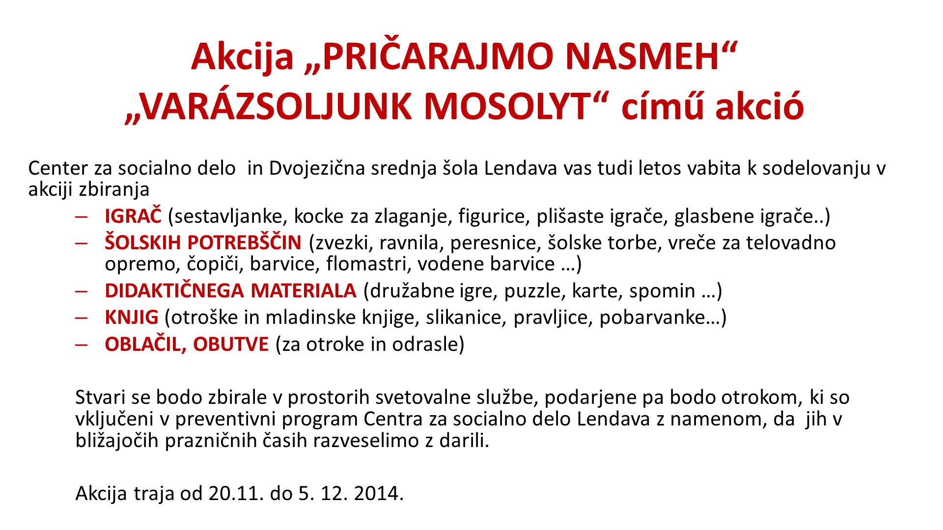 pricarajmo_nasmeh