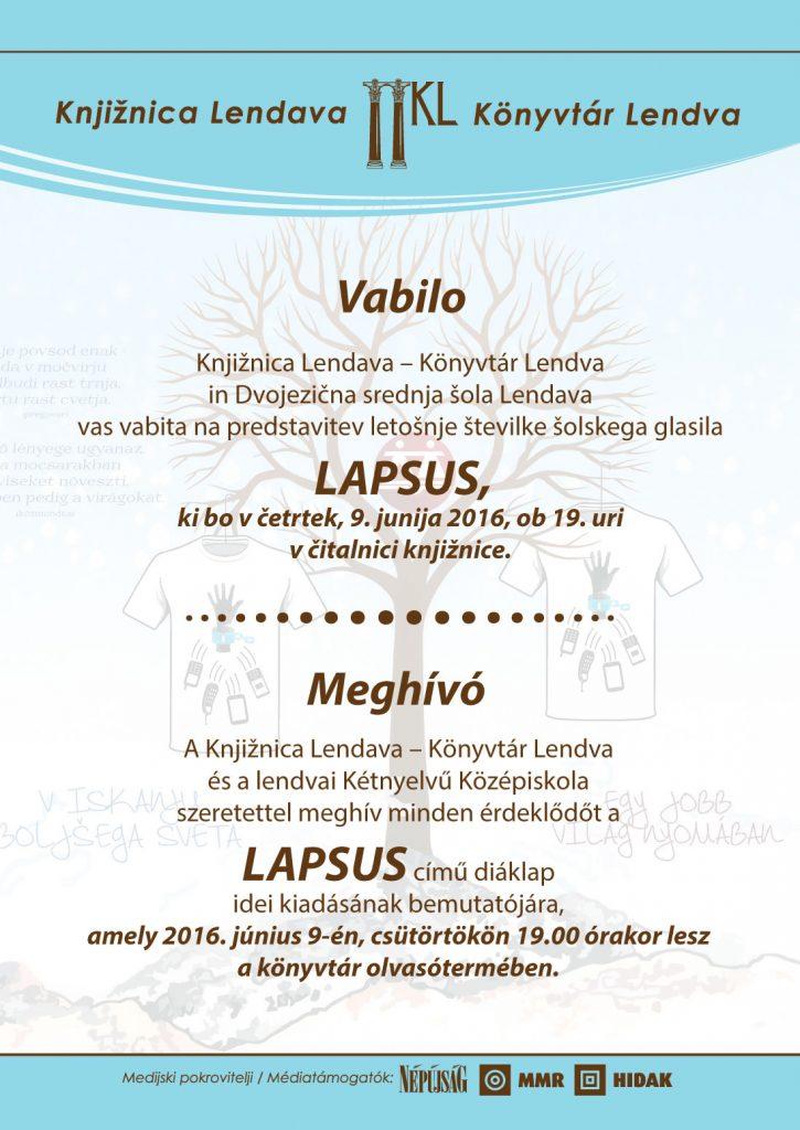 Lapsus-predstavitev-knjiznica