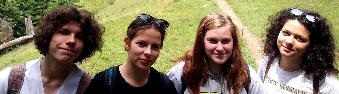 Kultúrák Közötti Kommunikáció a Kárpát-medencében, nyári tábor 2018