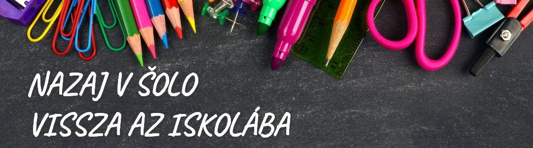 Prvi šolski dan v šolskem letu 2020/21