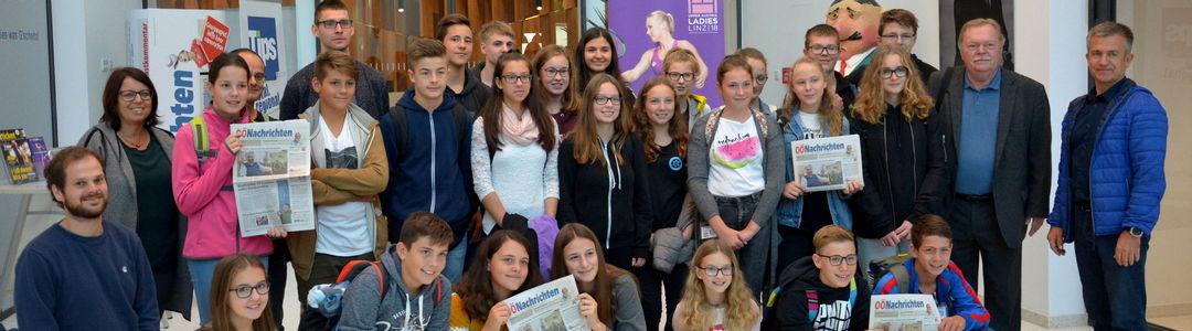 Erasmus+ Building Bridges: Teden v Avstriji