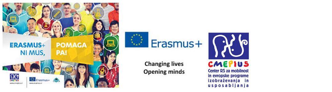 Povabilo k sodelovanju v projektu Erasmus+ 2019/20 (Rovaniemi, Finska)