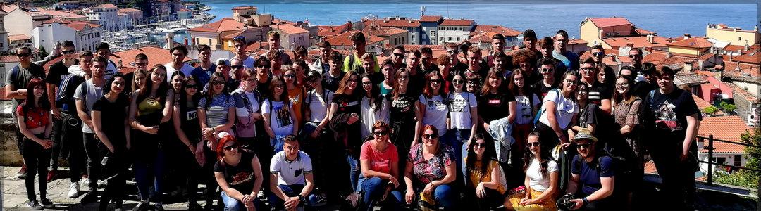 Strokovna ekskurzija dijakov 2. letnikov na Primorsko