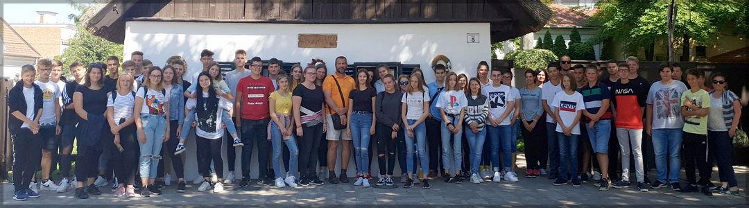 Strokovna ekskurzija na Madžarsko 2019