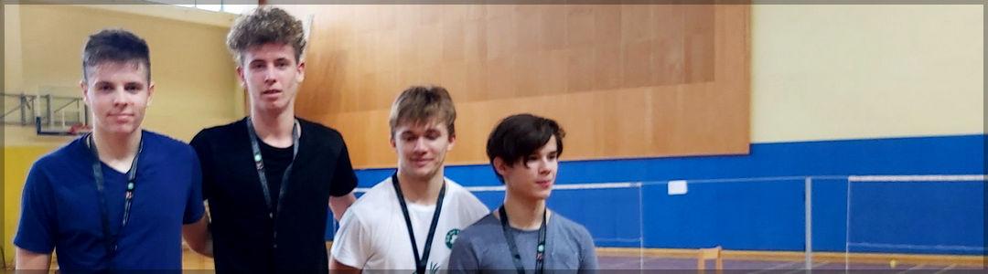 Področno prvenstvo v badmintonu za srednje šole
