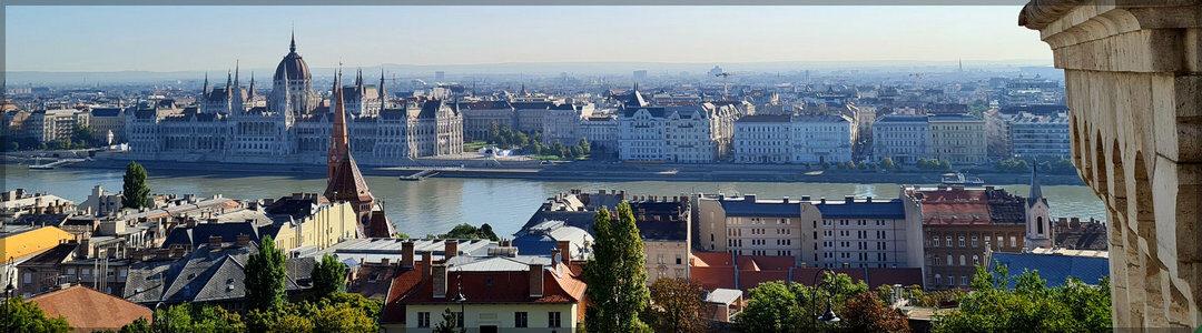Strokovna ekskurzija v Budimpešto 2021